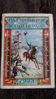 CALENDRIER DU SOLDAT FRANCAIS 1938 VALMY LIVRET ECRIT DE 50 PAGES FORMAT 9 PAR 13 CM ETAT MOYEN - Calendari