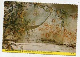 AUSTRALIA - AK 353384 Carnarvon Ranges - Aboriginal Paintings - Other
