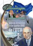 Guinea 2012, Euro Circulation, Paracutes, BF - Fallschirmspringen