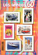 France. Bloc 4960 Les Années 60 N** - Personalized Stamps