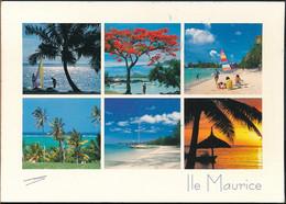 °°° GF950 - MAURITIUS - LES COULEURS DE L'ILE MAURICE - 2001 With Stamps °°° - Mauritius