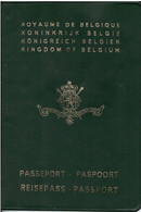 Passeport - Royaume De Belgique - Délivré à Watermael-Boitsfort Le 11/07/1977  - Timbre - Visas  - 7 Scans - - Historical Documents