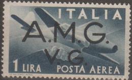Italia 1946 Venezia Giulia AMG-VG Posta Aerea UnN°A2 MNH/** - 7. Triest