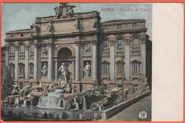 ITALIA - ITALY - ITALIE - Roma - Fontana Di Trevi - A Colori - Not Used - Fontana Di Trevi