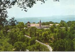 (CS) MARANO MARCHESATO, PANORAMA, VIA DEL SANTUARIO - Cartolina Nuova - Altre Città