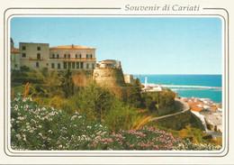 (CS) CARIATI, SOUVENIR, PANORAMA - Cartolina Nuova - Altre Città