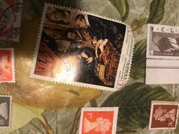 YEMEN ARTE 1 VALORE - Briefmarken