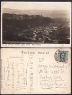 España - Tarjeta Postal - Granada - Alhambra Y Vista Parcial - 1893 - Circulada - A1RR2 - Granada