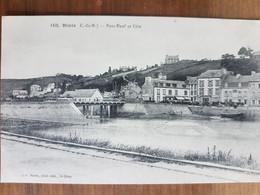 Binic.pont Neuf Et Côte.édition Barat 1425 - Binic