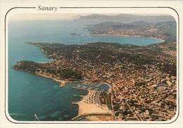 Dep 83 , Cpm SANARY Sur MER , A1 , Vue Générale (23392) - Sanary-sur-Mer