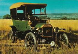 Automobile Automobile Ford T Model Tourer (carte Vierge) - Passenger Cars