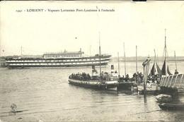 LORIENT  -- Vapeurs Lorientais Port-Louisiens à L'estacade            -- HLM 1441 - Lorient