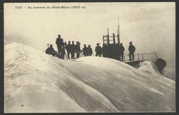 CHAMONIX OBSERVATOIRE JANSSEN SOMMET DU MONT BLANC Ed .Phototypie Co Old Postcard (see Sales Conditions) 03006 - Chamonix-Mont-Blanc