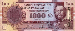 Paraguay 1000 Guaranies 2005 UNC D-0423 - Paraguay