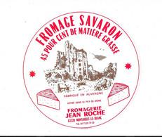 FROMAGE SAVARON - Fabriqué En Auvergne -  Fromagerie Jean ROCHE MONTAIGUT-LE-BLANC - Käse