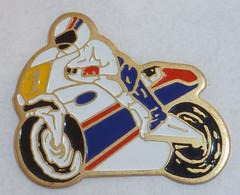 Pin's MOTO 066 - Motorfietsen