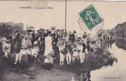 EURE LOUVIERS CONCOURS DE PECHE - Louviers