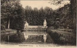 CPA Haramont - Les Tourelles Du Chateau Des Fosses (1062188) - Sonstige Gemeinden