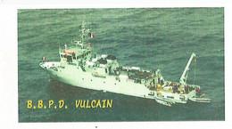 Carte De Voeux Double B B P D Vulcain - Krieg