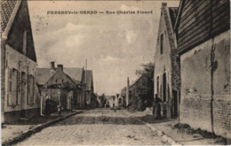 CPA Fresnoy-le-Grand - Rue Charles Picard (1062996) - Andere Gemeenten