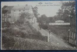"""Petit-Han """"Durbuy"""" - Parc Et Annexe De L'Hôtel Marchal - Entrée - JOS - 2 Scans - Durbuy"""