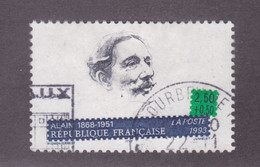TIMBRE FRANCE N° 2800 OBLITERE - Usati
