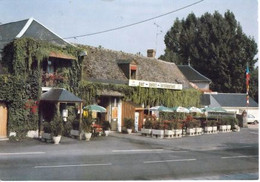 """SAVONNIÈRES   37 )  """"  LE  FAISAN  """" RESTAURANT - HÔTEL , Au Coeur Des Châteaux De La Loire - CPM  ( 20 / 10 / 269 ) - Hotels & Restaurants"""