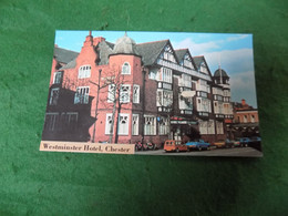 VINTAGE EUROPE UK CHESHIRE: CHESTER Westminster Hotel Colour Bouldens - Chester