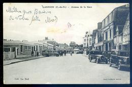 Cpa Du 22 Lannion Avenue De La Gare  SE20-30 - Lannion