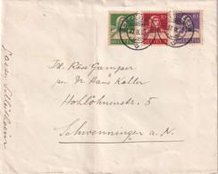 SUISSE 1933 LETTRE  DE SCHLEITHEIM - Covers & Documents