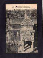 96482     Cambogia,  Angkor-Vat,  Porte Dans La Cour  Ouest Du Deuxieme Etage,  NV(scritta) - Cambodia