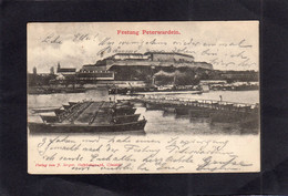 96485     Serbia,  Festung  Peterwardein,  VG - Serbia