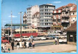 Heist-A/Zee-s/Mer-1967-Heldensquare-Vieilles Voiture-Vintage Cars-Simca-Citroën DS-Opel-BMW-Ford-Autobus-Autocar-Bus - Heist