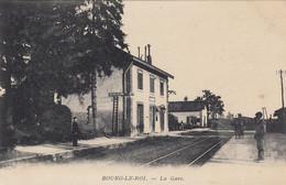 Bourg-le-Roi. La Gare - Otros Municipios