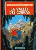 Jo Zette Jocko 5 La Vallée Des Cobras RE BE Casterman 01/1985 Hergé (BI4) - Jo, Zette & Jocko