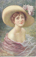RAYON DE SOLEIL PAR E. MEIER PAS CIRCULEE - Paintings