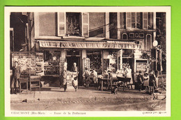 CHAUMONT : Bazar De La Préfecture. Pompe à Essence, Station Service. TBE. 3 Scans. Edition Combier - Chaumont
