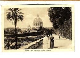 Roma Sua Santilia Nel Glardino Vaticano - San Pietro