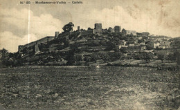 PORTUGAL. MONTEMOR-O-VELHO. CASTELLO. - Coimbra