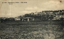 PORTUGAL. MONTEMOR-O-VELHO. VISTA PARCIAL. - Coimbra