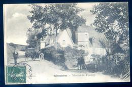 Cpa  Du 37 Rochecorbon  Moulin De Touvoy    SE20-27 - Rochecorbon