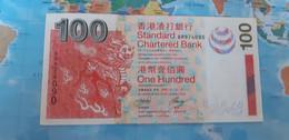 HONG KONG 100 DOLLARS DOLARES 2003 P293 XF - Hong Kong