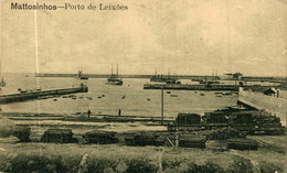 PORTUGAL. MATTOSINHOS. PORTO DE LEIXOES. - Porto