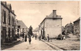 23 FAUX-la-MONTAGNE - Avenue - Sonstige Gemeinden