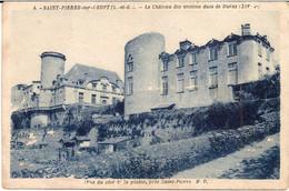 1D1 -- 47   SAINT-PIERRE-SUR-DROPT   Le Château Des Anciens Ducs De Duras - Other Municipalities