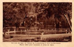 R461554 Un Coin Du Parc De L Hotel Du Luxembourg A Buis Les Baronnies. Drome. G. Delhomme. Cim - Mundo