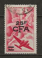 REUNION CFA: Obl.,PA  N° YT 46, TB - Posta Aerea