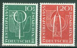 BRD 217/18 ** Postfrisch - Unused Stamps