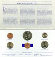 USA Präsidentensatz - Altri