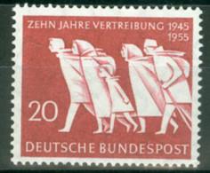 BRD 215 ** Postfrisch - Unused Stamps
